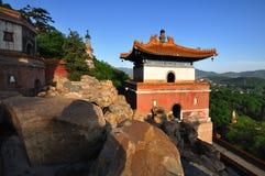 Sommarslott Beijing Arkivbilder