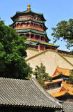 Sommarslott Beijing Royaltyfria Foton