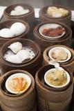 Somme obscure, cuisine chinoise Photos libres de droits