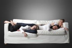 sommeil Photographie stock libre de droits