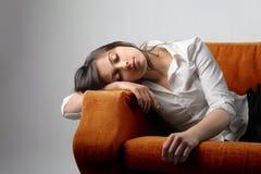 sommeil Photos libres de droits