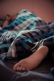 sommeil Photos stock