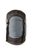 sommeil gris de sac à compactage noir de sac photos libres de droits
