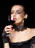 Sommelier Royalty Free Stock Images