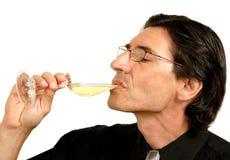 Free Sommelier (Wine Taster) Stock Image - 2835191