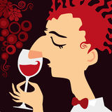 Sommelier Stock Images