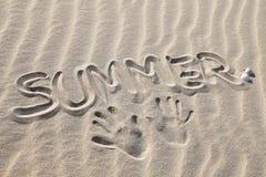 Sommer Stockfotos