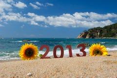 Sommer 2013 Stockfoto