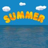 Sommer Lizenzfreie Stockbilder