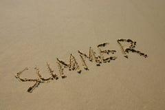 Sommer Stockbild