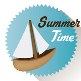 Sommer bafckgrounds Stockfoto