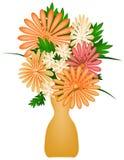 Sommer-Blumenstrauß Stockfoto