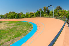 Sommer an Brunswick-Velodrome Stockfotos