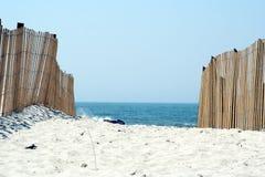 Sommer in dem Meer Lizenzfreie Stockfotografie