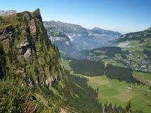 Sommer in den Alpen #2 lizenzfreie stockbilder