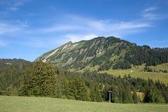 Sommer in den Alpen Lizenzfreie Stockbilder