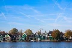Sommer in den Niederlanden Stockbild