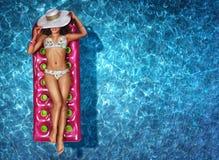 Sommer ferien stockbild