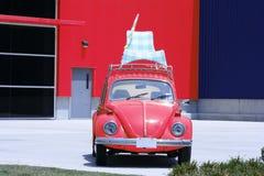 Sommer-Ferien-Auto Stockbilder