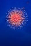 Sommer Fireworks-3 Stockfotografie