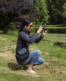 Sommer-Fotographie Stockfoto