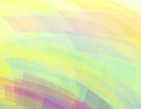 Sommer färbt Hintergrund Vektor Lizenzfreie Stockbilder