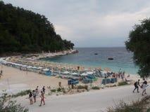 Sommer-Griechenland-thassos Stockfoto
