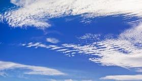 Sommer-Himmel 03 Lizenzfreie Stockbilder