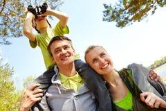 Sommer im Land Lizenzfreie Stockfotos