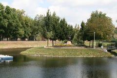 Sommer im Park Stockfoto