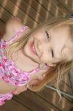 Sommer-Kinder Lizenzfreie Stockfotos