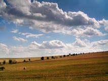 Sommer-Landschaft Lizenzfreie Stockbilder