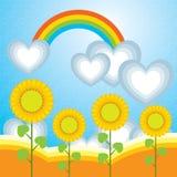 Sommer-Liebe Lizenzfreie Stockfotos