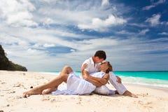 Sommer-Liebe Stockfoto