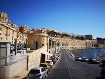Sommer in Malta lizenzfreies stockbild