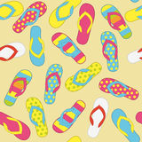 Sommer-Muster Lizenzfreie Stockfotos