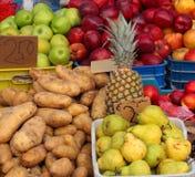 Sommer-Obst und Gemüse Stockfotos