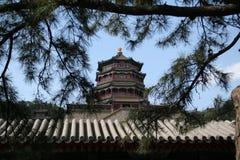 Sommer-Palast Peking Stockfotos