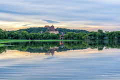 Sommer-Palast Peking Lizenzfreie Stockbilder