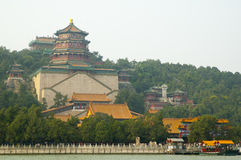 Sommer-Palast Peking Stockfotos