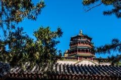 Sommer-Palast Peking Lizenzfreie Stockfotos