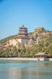 Sommer-Palast in Peking China Lizenzfreie Stockfotografie