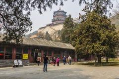 Sommer-Palast, Peking, China Stockbild