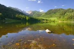 Sommer-Reflexionen Stockbild