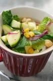 Sommer-Salat Lizenzfreies Stockfoto