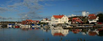 Sommer in Schweden Lizenzfreie Stockbilder