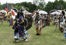 Sommer-Sonnenwende des amerikanischen Ureinwohners Lizenzfreies Stockfoto