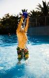 Sommer-Spaß Stockfoto