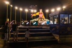 Sommer-Stadtkarneval Lizenzfreie Stockbilder