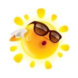 Sommer Sun Stockfoto